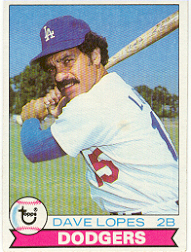1979 Topps Baseball Cards      290     Dave Lopes