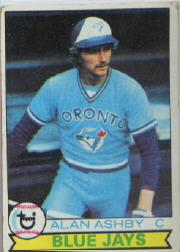 1979 Topps Baseball Cards      036      Alan Ashby