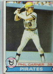 1979 Topps Baseball Cards      383     Phil Garner
