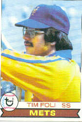 1979 Topps Baseball Cards      403     Tim Foli
