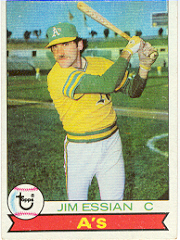 1979 Topps Baseball Cards      458     Jim Essian