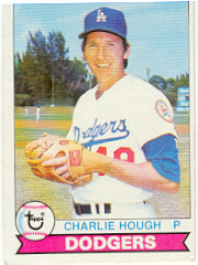 1979 Topps Baseball Cards      508     Charlie Hough