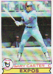 1979 Topps Baseball Cards      520     Gary Carter