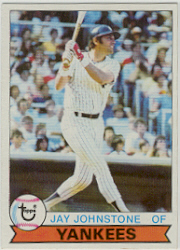 1979 Topps Baseball Cards      558     Jay Johnstone