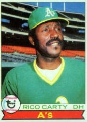1979 Topps Baseball Cards      565     Rico Carty