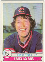 1979 Topps Baseball Cards      573     Jim Kern