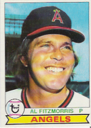 1979 Topps Baseball Cards      638     Al Fitzmorris
