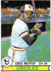 1979 Topps Baseball Cards      640     Eddie Murray