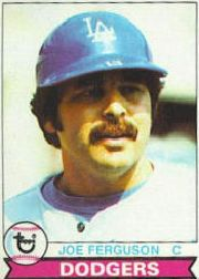 1979 Topps Baseball Cards      671     Joe Ferguson DP