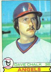 1979 Topps Baseball Cards      682     Dave Chalk