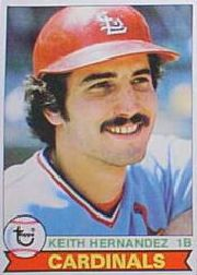 1979 Topps Baseball Cards      695     Keith Hernandez