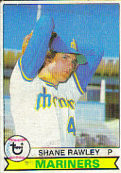 1979 Topps Baseball Cards      074      Shane Rawley RC