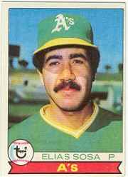 1979 Topps Baseball Cards      078      Elias Sosa