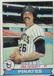 1979 Topps Baseball Cards      092      Jim Bibby