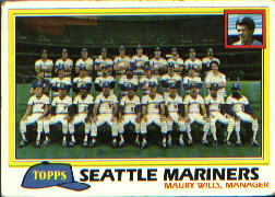 1981 Topps Baseball Cards      667     Royals Team CL#{Jim Frey MG