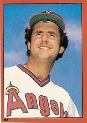 1982 Topps Baseball Stickers     161     Fred Lynn