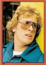1982 Topps Baseball Stickers     169     Steve Trout