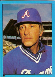 1982 Topps Baseball Stickers     020      Phil Niekro
