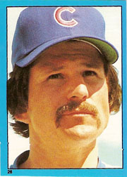 1982 Topps Baseball Stickers     026      Ken Reitz