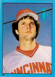 1982 Topps Baseball Stickers     034      Ron Oester