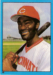 1982 Topps Baseball Stickers     040      George Foster