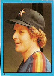 1982 Topps Baseball Stickers     046      Craig Reynolds