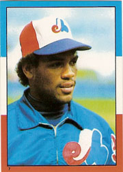 1982 Topps Baseball Stickers     007      Tim Raines LL