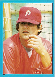 1982 Topps Baseball Stickers     077      Bob Boone