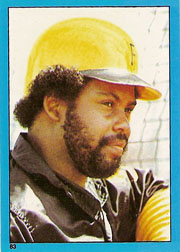 1982 Topps Baseball Stickers     083      Bill Madlock