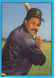 1982 Topps Baseball Stickers     085      Willie Stargell