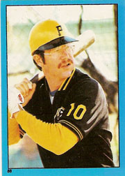 1982 Topps Baseball Stickers     088      Tim Foli