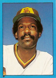 1982 Topps Baseball Stickers     097      Juan Eichelberger