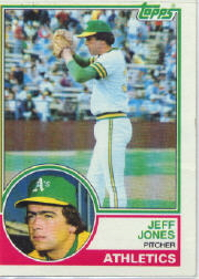 1983 Topps      259     Jeff Jones