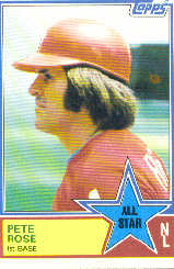1983 Topps      396     Dan Quisenberry AS