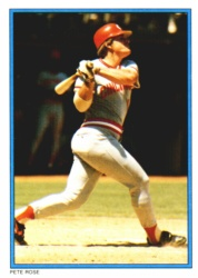 1985 Topps Glossy Send-Ins Baseball Cards      010      Pete Rose