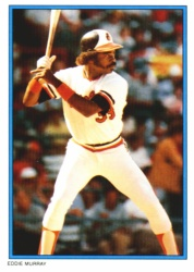 1985 Topps Glossy Send-Ins Baseball Cards      028      Eddie Murray