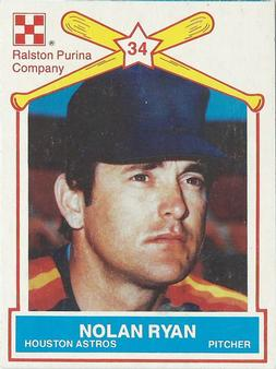 1987 Ralston Purina Baseball Cards