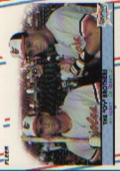 1988 Fleer Baseball Cards      640     Cal & Bill Ripken Brothers