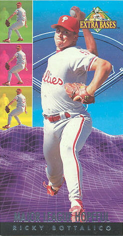1994 Fleer Extra Bases Major League Hopefuls Baseball Cards