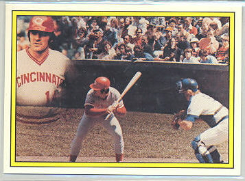 1983 KG Glossy  024      Pete Rose Reds
