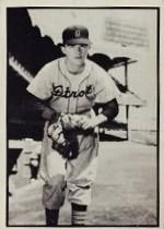 1953 Bowman Black and White     018      Billy Hoeft