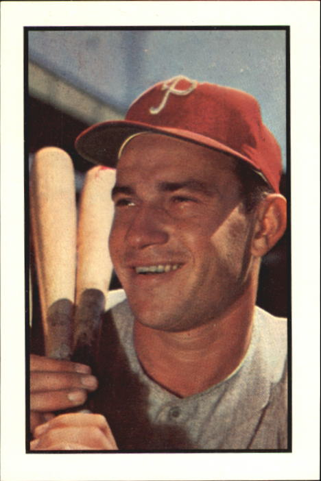 1953 Bowman Color       103     Del Ennis
