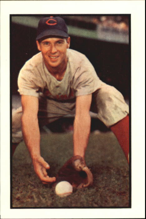 1953 Bowman Color       108     Bobby Adams