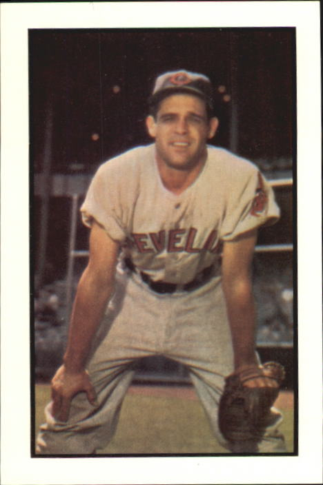 1953 Bowman Color       079      Ray Boone
