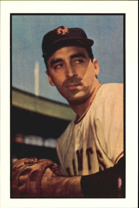 1953 Bowman Color       096      Sal Maglie