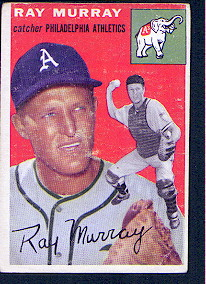 1954 Topps      049      Ray Murray