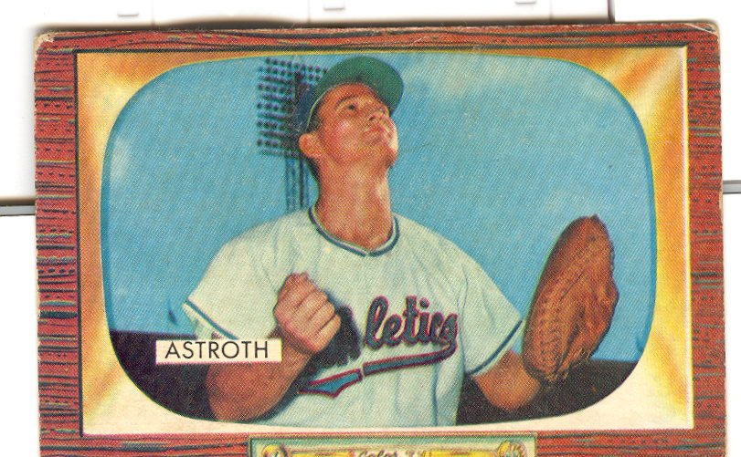 1955 Bowman     119     Joe Astroth