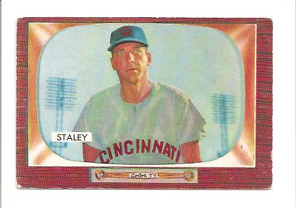1955 Bowman     155     Gerry Staley