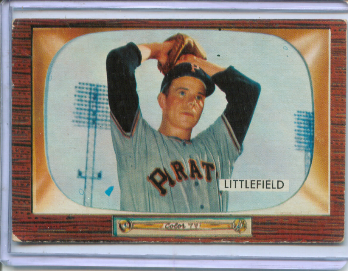 1955 Bowman     200     Dick Littlefield