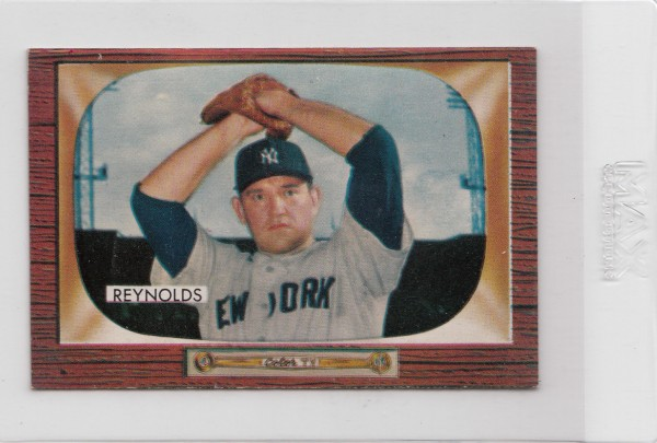 1955 Bowman     201     Allie Reynolds